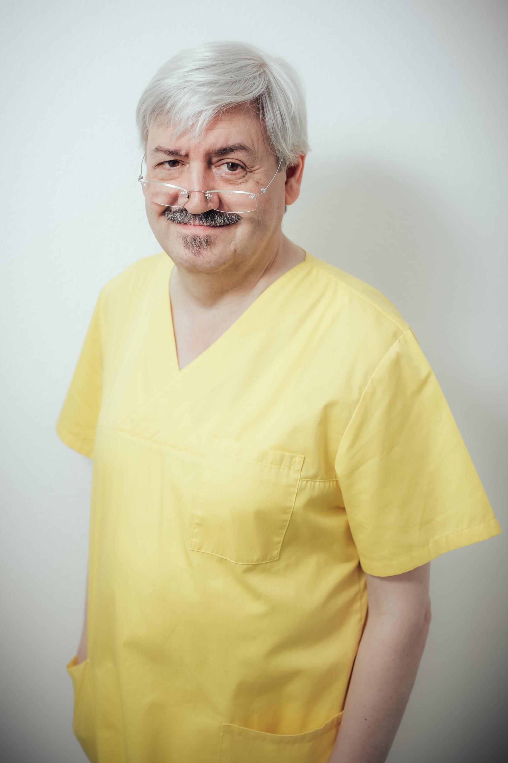 Dr. med. dent. Franz Menne